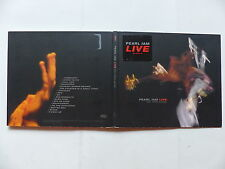 CD Album PEARL JAM Live on two legs 492859 2