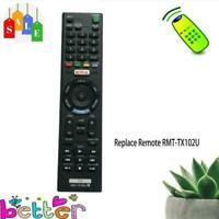 Neu Ersetzt Fernbedienung RMT-TX100D für Sony KD-49X8305C RMT-TX102U RMT-TX Q1S2