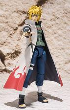 S.h.figuarts Naruto Shippuden Namikaze Minato Bandai