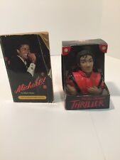 Michael Jackson THRILLER Celebriduck Rubber Duck New Limited Edition + Book