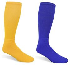 Wigwam All Sports Clothing Adult Footwear Tube Sock F1230 Gold / Royal Color