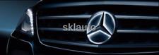 Illuminated LED Light Star Emblem fits Mercedes C300 C350 C450AMG W205 2015-2018