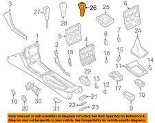 BMW OEM 96-02 Z3 Console-Transmission Shift Shifter Knob Handle 25111434004