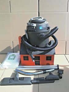 Truvox (ICE) VTVe Commercial Hepa Bagged Vacuum Cleaner Hoover C/W 10 Henry Bags