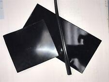 Trans Am Wheel Flare/Spoiler Welting Trim, 1976 to 1981, Starlight Black, 15Ft