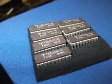 TMM2068D-45 TOSHIBA TMM2068D 20-PIN CERDIP SRAM RARE COLLECTIBLE