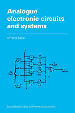 Analogue Electronic Circuits and Systems (Electronics Texts for Engineers and Sc
