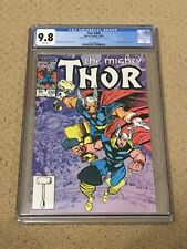 Thor 350 CGC 9.8 White Pages Double Cover- Both 9.8 (Classic Beta Ray Bill) Rare
