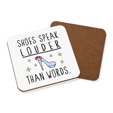 Chaussures SPEAK LOUDER THAN WORDS Dessous De Verre
