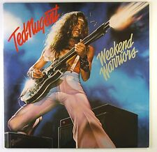 "12"" LP - Ted Nugent - Weekend Warriors - C1996 - washed & cleaned"