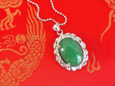 Unbranded Gemstone Oval Costume Necklaces & Pendants