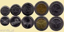 YEMEN set of 5 coins UNC