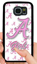 ALABAMA TIDE PHONE CASE FOR SAMSUNG GALAXY & NOTE S5 S6 S7 EDGE S8 S9 S10 E PLUS