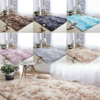 Shaggy Area Rug Floor Carpet Modern Living Room Bedroom Soft Fully Big Rug Decor
