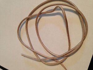 10 Metres 2mm Golden Brown   Roman / Venetian / Vertical Blind Nylon Cord