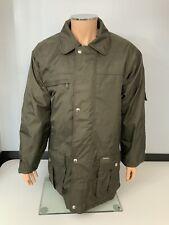 Valentino Mens Vintage Coat, Jacket, Size 54, XXL, Green, Vgc