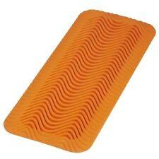 Protections dorsales automobile orange