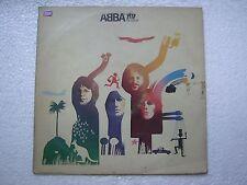 ABBA ABBA THE ALBUM  RARE LP RECORD vinyl 1977  ex