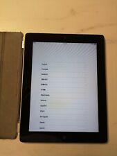 Apple iPad 2 16 Go Wi-Fi Tablette - Noire