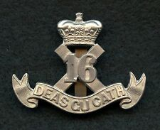 WW1 Canada Scottish Highlanders 16 Battalion Cap Badge