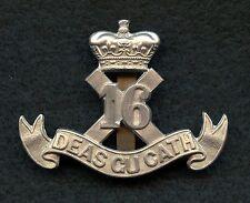 WW1 Canada Scottish Highlanders 16 Battalion Cap Badge