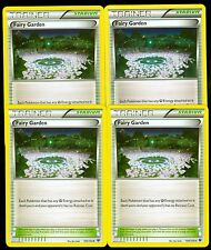 Pokemon FAIRY GARDEN 100/124 - XY Fates Collide - - MINT 4X