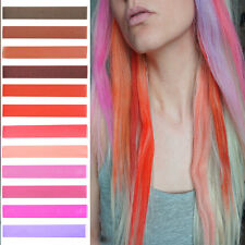 best multi pack 12 rot rosa ombre haartönung | rose tint diy ombre hair chalk