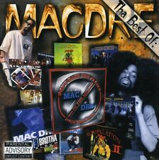 Best Of Mac Dre - Mac Dre (2002, CD NIEUW) Explicit Version