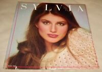 Just Sylvia by Sylvia (Vinyl LP, 1982 USA Sealed)