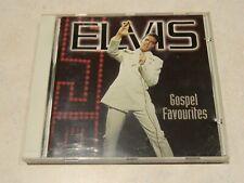 Elvis Presley Gospel Favourites CD [BMG Australia] {rare}