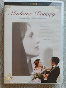 Claude Chabrol's Madame Bovary (DVD, 1991/2009, REGION 2, French/English subt.)