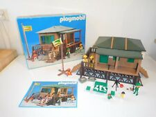 Playmobil 3433 safari station ovp + ba AS NEW!!