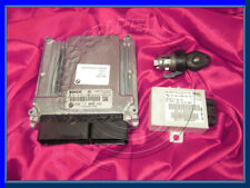BMW X5 X3'ies E53 E83 3.0d M57N DIESEL ENGINE SET ECU UNIT DDE EWS 4.3 KEY LOCK