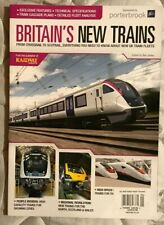 Britain's New Trains from Crossrail to Scotrail UK Bookazine