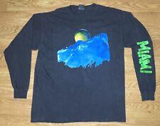 Kanye West Ye Wyoming Miami Pop Up Merch Gray Long Sleeve T Shirt Sz XL Yeezy