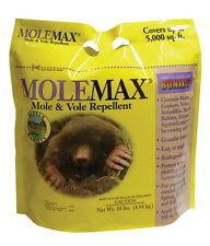Bonide MoleMax For Moles & Voles Animal Repellent Granules 10 lb.