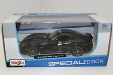 NEW Black 2013 SRT Viper GTS Die Cast Maisto Special Edition 1:24 Factory Sealed