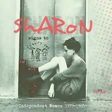 Sharon Signs To Cher - Sharon Signs To Cherry Red Independent Women 79-85 [New C