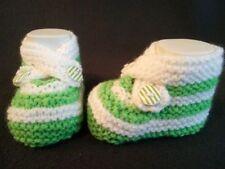 17 Größe Baby-Schuhe mit Strick/Gehäkeltem für Mädchen