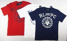 Ralph Lauren Boys' Short tops sizes 8, 10/12, 14/16, 18/20