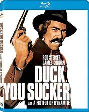 Duck You Sucker Aka A Fistful Of Dynamite (2014, Blu-ray NIEUW)