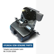 Genuine OEM Parts Tailgate Trunk Lock Latch 81230-3Z000 For HYUNDAI KIA Vehicle