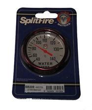 """Splitfire 2 5/8"""" (67mm) gauge bezel/surround in maroon, SB208"""