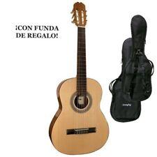 Admira Alba 3/4 cadete guitarra clásica española de iniciación + Funda