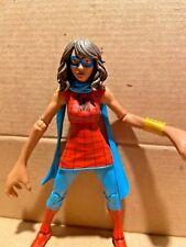 Marvel Legends Unlimited Ms Marvel Spider-Man Kamala Khan Exclusive 2021 Variant