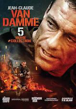 Jean Claude Van Damme 5 Movie Collection - Universal Soldier Double Team DVD R1