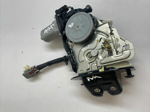 2007-2010 Lincoln Ford Lid Gate Lock Actuator OEM D76 61372 B MKX Flex