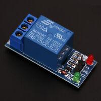 10A 1 Channel  Power Supply Relay Module DC 28VDVC 125VAC Board SRD-12VDC-SL-C