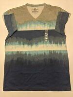 American Rag Cie New Sky Dream Short Sleeve T-Shirt Men's Size Large