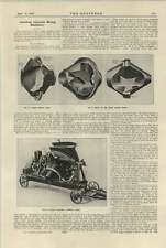 1920 Austin Portable Concrete Mixer Smith Tilting Wonder